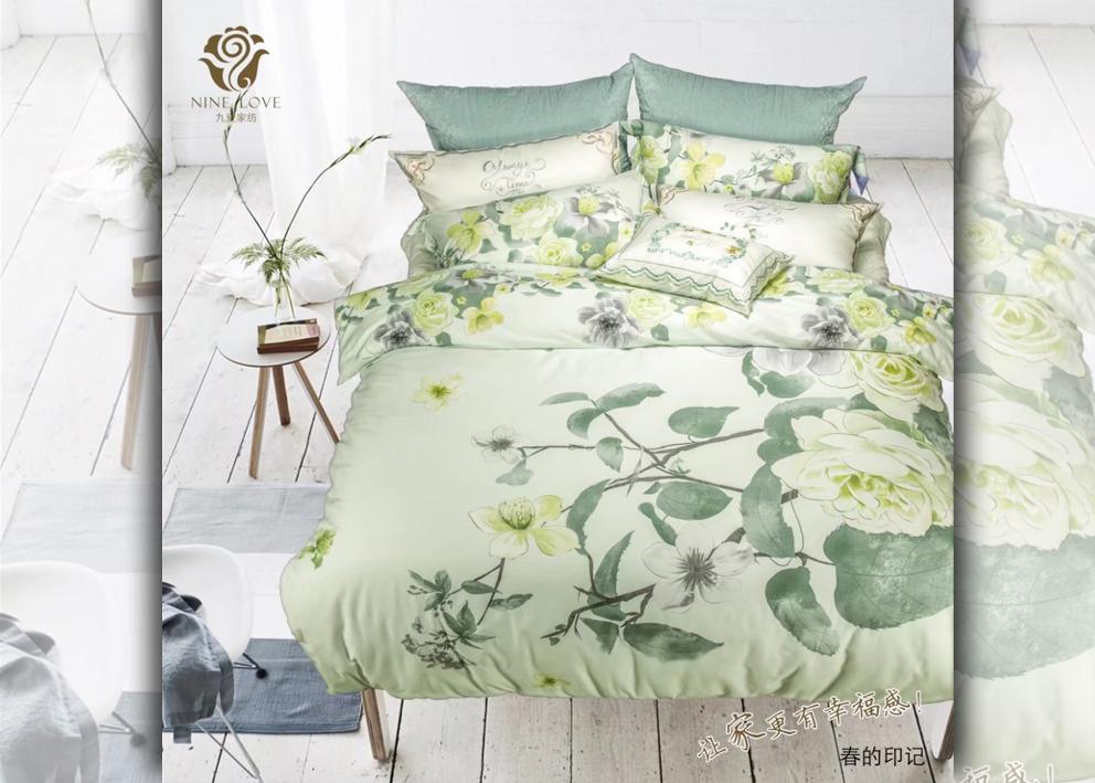 竹语初棉—春的印记